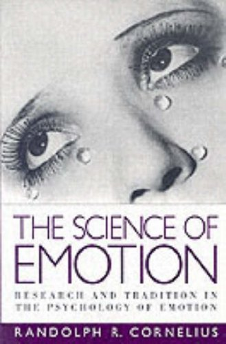 Science of Emotion Research and Tradition in the Psychology of Emotion  1996 edition cover