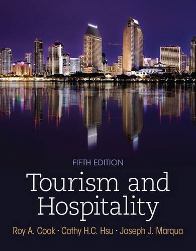 Tourism The Business of Hospitality and Travel 5th 2014 edition cover