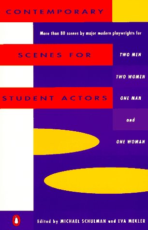 Contemporary Scenes for Student Actors  N/A edition cover