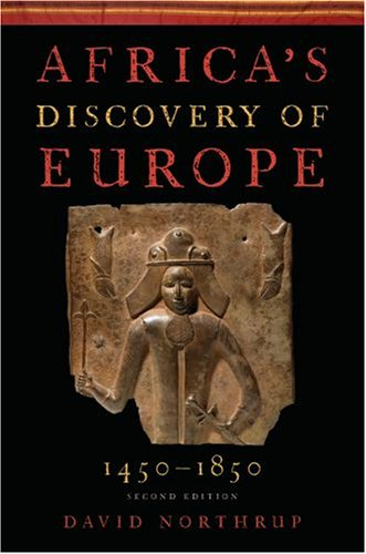 Africa's Discovery of Europe, 1450-1850  2nd 2008 edition cover