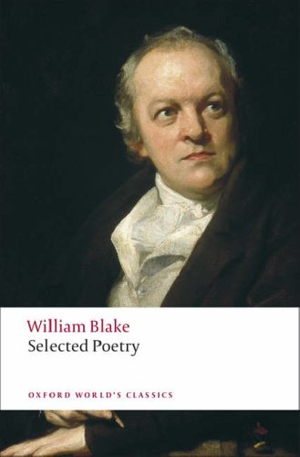 Selected Poetry   2008 9780199537532 Front Cover