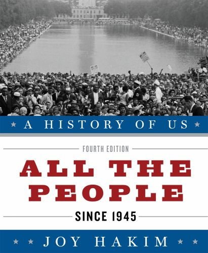 All the People since 1945  4th edition cover