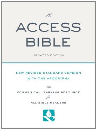 Access Bible   2011 (Revised) edition cover