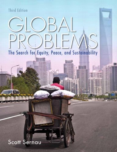 Global Problems The Search for Equity, Peace, and Sustainability 3rd 2013 edition cover