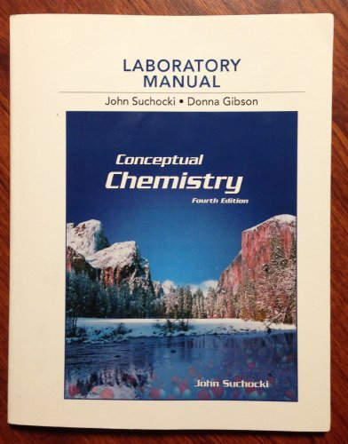 Laboratory Manual for Conceptual Chemistry  5th 2014 edition cover