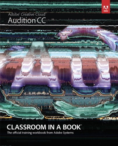 Adobe Audition CC   2013 edition cover