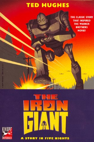 Iron Giant  N/A edition cover