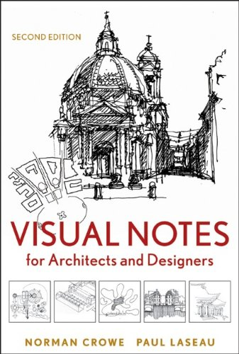 Visual Notes for Architects and Designers  2nd 2012 edition cover