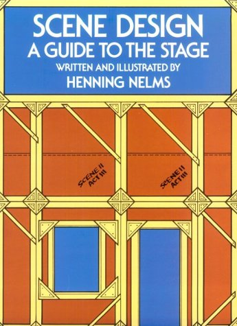 Scene Design A Guide to the Stage  1975 (Reprint) edition cover