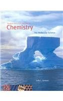 S. S. M. Chemistry The Molecular Science 3rd 2008 9780495112532 Front Cover