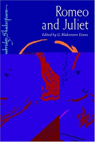 Romeo and Juliet  2nd 2003 (Revised) 9780521532532 Front Cover