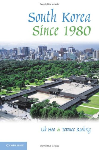 South Korea Since 1980   2010 edition cover