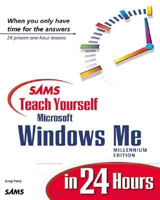 Sams Teach Yourself Windows Millenium Edition in 24 Hours   2000 9780672319532 Front Cover