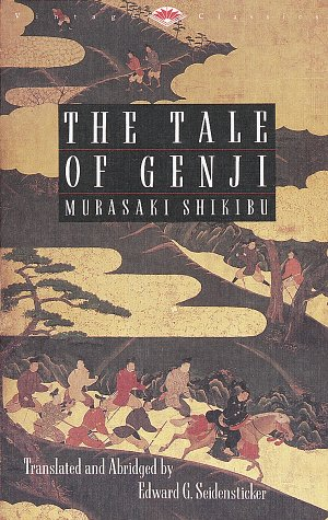 Tale of Genji  Abridged  edition cover