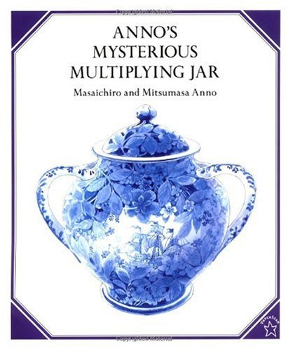 Anno's Mysterious Multiplying Jar   1999 edition cover