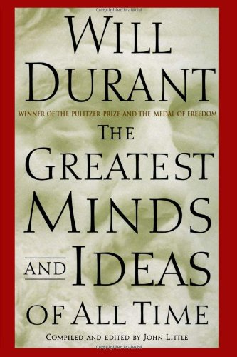 Greatest Minds and Ideas of All Time   2002 9780743235532 Front Cover