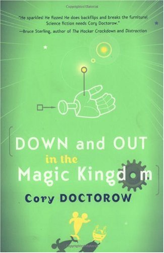Down and Out in the Magic Kingdom   2003 (Revised) edition cover