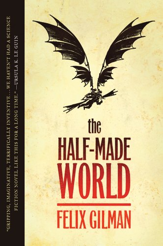 Half-Made World  N/A edition cover