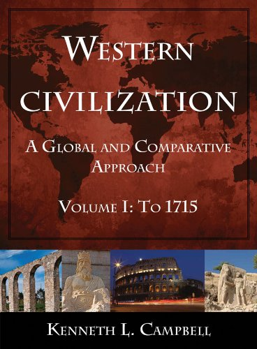 Western Civilization - To 1715 A Global and Comparative Approach  2012 edition cover