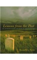 Lessons from the Past An Introductory Reader in Archaeology  1999 edition cover