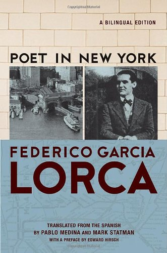 Poet in New York  N/A edition cover