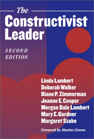 Constructivist Leader  2nd 2002 (Revised) edition cover