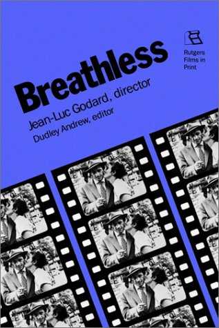 Breathless Jean-Luc Godard, Director  1988 edition cover