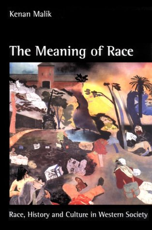 Meaning of Race Race, History, and Culture in Western Society N/A edition cover