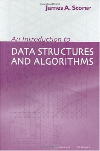 Introduction to Data Structures and Algorithms   2002 edition cover