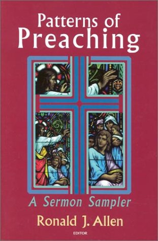 Patterns of Preaching A Sermon Sampler N/A edition cover
