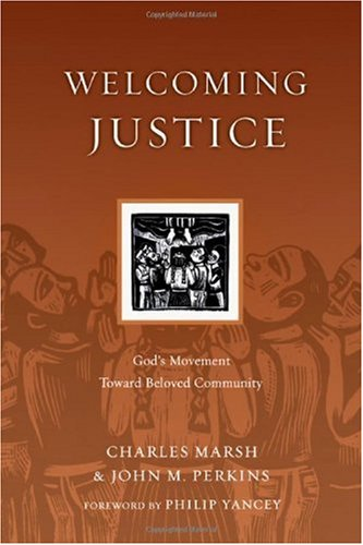 Welcoming Justice God's Movement Toward Beloved Community  2009 edition cover