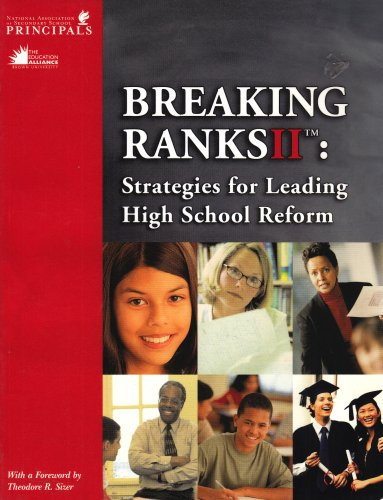 Breaking Ranks II : Strategies for Leading High School Reform 1st 2004 edition cover