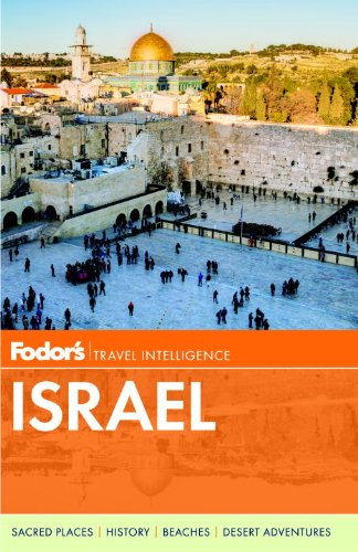 Israel  9th 2013 edition cover