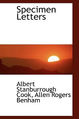 Specimen Letters:   2009 edition cover