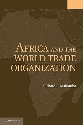 Africa and the World Trade Organization   2011 9781107401532 Front Cover