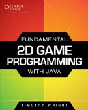 Fundamental 2D Game Programming with Java   2015 edition cover