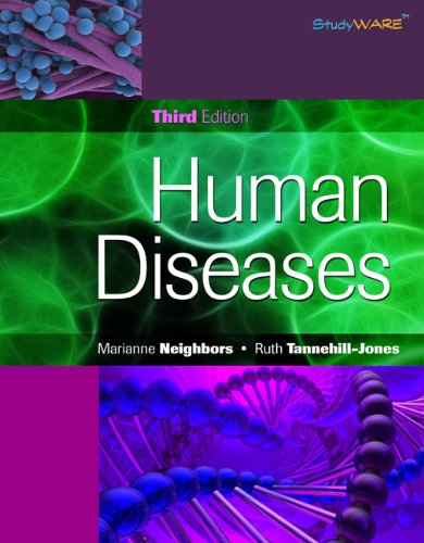 Human Diseases  3rd 2010 (Workbook) edition cover