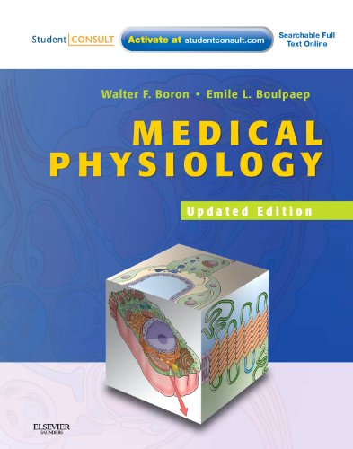 Medical Physiology, 2e Updated Edition With STUDENT CONSULT Online Access 2nd 2012 edition cover