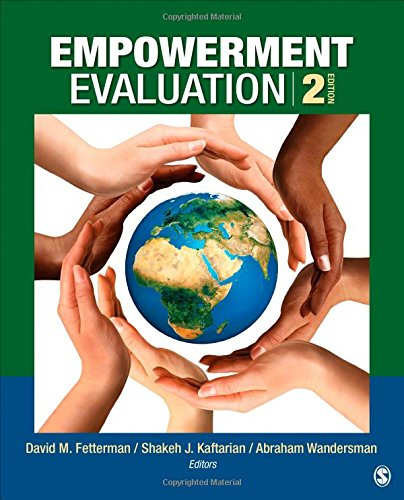 Empowerment Evaluation  2nd 2015 edition cover