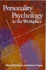 Personality Psychology in the Workplace   2001 edition cover