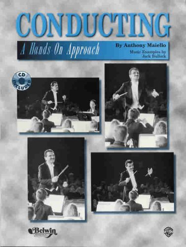 Conducting A Hands-On Approach  1996 edition cover