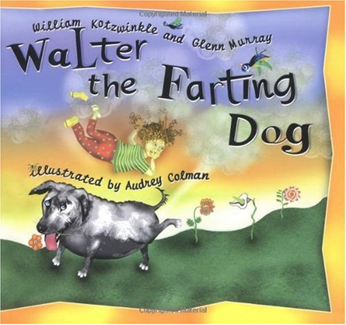 Walter the Farting Dog   2001 edition cover