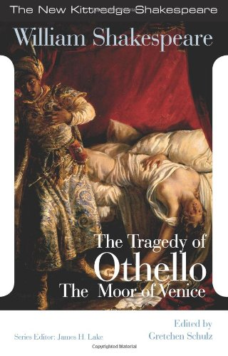 Tragedy of Othello, the Moor of Venice   2010 edition cover