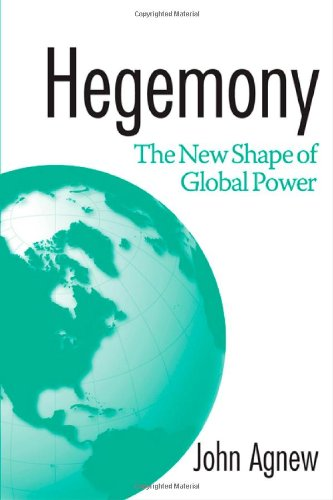 Hegemony The New Shape of Global Power  2005 edition cover