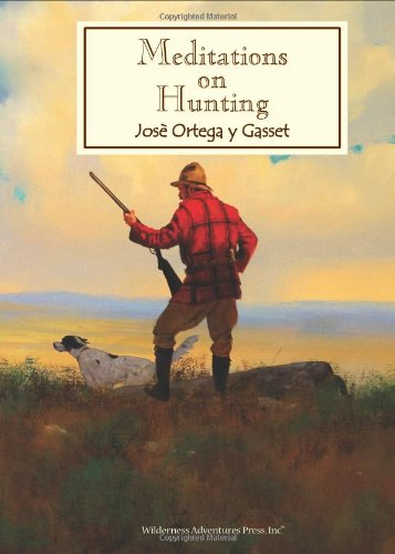 Meditations on Hunting 2nd edition cover