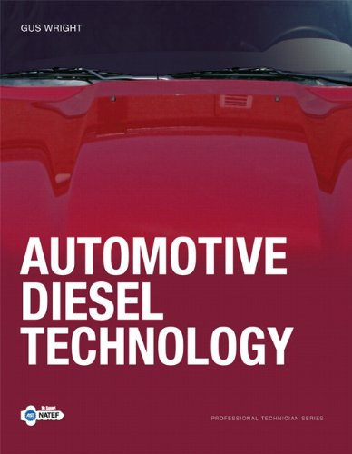 Automotive Diesel Technology   2013 edition cover