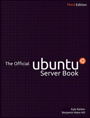 Official Ubuntu Server Book 3rd 2014 (Revised) edition cover