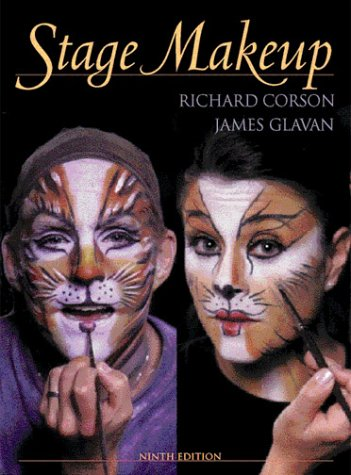 Stage Makeup  9th 2001 (Revised) edition cover