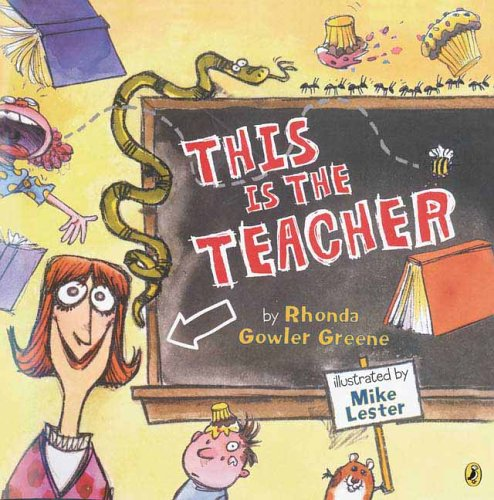This Is the Teacher  Reprint  9780142406533 Front Cover