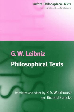 Philosophical Texts   1998 edition cover